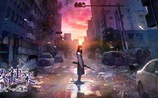 与乃木坂46成员在崩坏东京挣扎求生 《少女神乐》明年推出